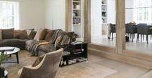 living room | athome / Stylish living rooms | stijlvolle leefruimtes