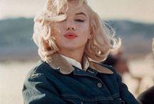 • Marilyn • Monroe •