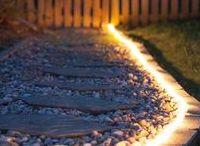Zakochaj się w ogrodzie! / Pomysł na ciekawe aranżacje i oświetlenie w ogrodzie, na balkonie, czy tarasie.