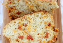 Baked-Quick Bread Recipes / Recipes for quick breads, muffins, scones, biscuit