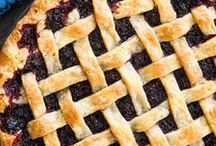 Baked-Pie and Pastry Recipes / Recipes for pies, pastries