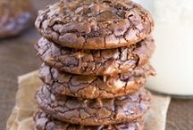 Baked-Cookie Recipes / Recipes for cookies