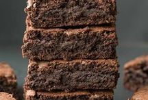 Baked-Brownie and Bars Recipes / Recipes for brownies, blondies, dessert bars