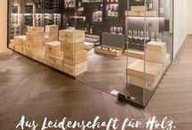 Weinkeller | Wine Cellars / Weinkeller hergestellt in Massivholz und Furnieren | Wine Cellars produced from lumber and veneer