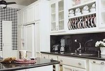 Kitchens / The most important room in the house. A gathering place for family and friends. / by Judi Garber
