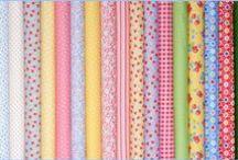 Fabrics I Covet / My imaginary fabric stash! / by Judi Garber