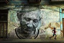 Street Art / by Alison Grande