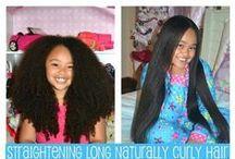 Natural Hair / Hairstyles / by Nikki Beads Braids Beyond