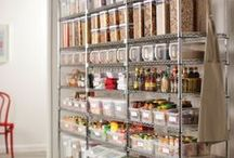 Pantry / To feed the family and all my OCD tendencies. / by Judi Garber