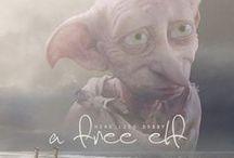 Harry Potter! / by Ashley Carlton