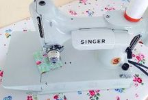 Sewing Rooms / Inspiration for my future happy place. / by Judi Garber