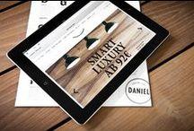 iPad UI Design / Great UI design for the iPad