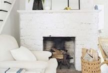 Light My Fire / Nothing beats the warmth and coziness of a wood burning stove. / by Judi Garber