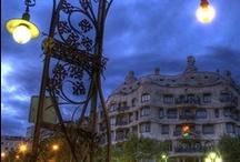 Barcelona, Like a jewel in the sun / by Nuria Pifarré