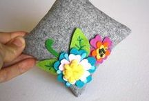 Pin Cushions / by Judi Garber