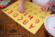 teaching my kids / by Tabitha de Luna