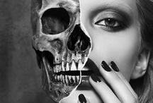 Skulls / by Crystal R