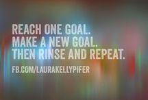 Goals / by Judi Garber