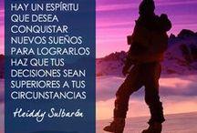 #elconsejodehoy/Life Coaching / Cada día un consejo de tu Life Coach Heiddy Sulbarán