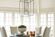 Cottage Light Fixtures and Fans / by Lori Pixley