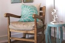 Homestyle-Beachy Keen / Ideas for redecorating my home / by Tara Miller