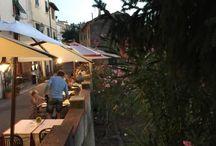 My restaurants / Le nostre esperienze culinarie