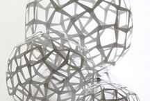 Paper cutting - x-acto, diecuts, lasercuts / by Justin Pocta