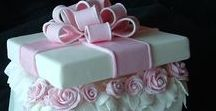Lovable Cakes / cute cakes: wedding - recipes - cookies and more <3