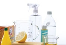 Cleaning Tips & Tricks / Cleaning Tips and Tricks Including: printable cleaning checklists and schedules, DIY cleaning recipes, cleaning challenges and advice, and MORE!
