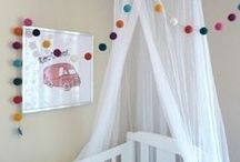 *Baby Nursery Inspiration* / A collection of nursery decor / by Red and Honey