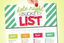 The Dating Divas / FUN and creative date night ideas for married couples from The Dating Divas!  Including:  free dates, inexpensive date ideas, at-home dates, group date ideas, sexy dates, family dates, holiday dates, AND MORE!