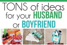 Gift Ideas for HIM {Dating Divas} / Great gift ideas for the man in your life- perfect for a birthday, anniversary, Valentines, Christmas, OR just because!   / by The Dating Divas