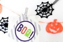 Halloween Ideas / Fun and Spooktacular Halloween Ideas including: Crafts, Pumpkins, Parties, Tricks, Treats ... and more.