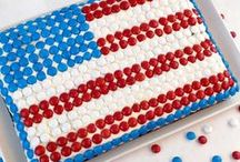 4th of July Ideas / Fun Ideas for The 4th of July including: patriotic party ideas, food ideas, family traditions, crafts, activities, and MORE!