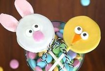 Easter Ideas / Tons of the BEST Easter Ideas including: traditions, Christ-centered activities, crafts, treats, easter egg decorating ideas, and MORE!