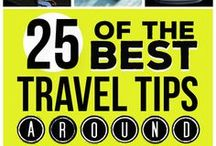 Travel Tips & Ideas / by The Dating Divas
