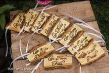 Rustic Wedding Ideas / by Mary Margaret