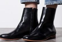 miracle boots / my hunt for the perfect boots