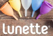 Lunette Menstrual Cup. / Over the past 70 years, a woman's choice for internal menstrual care has pretty much been limited to tampons. Wouldn't you like something better, something . . . nicer? Now there is an alternative that is healthier for our bodies, our environment and our pocketbook — the Lunette menstrual cup.
