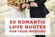 Lovely Relationship Quotes / At Weddings Performed, we LOVE sappy quotes that describe our couples' relationships so perfectly. We'll be sharing some of those here.