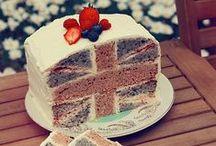 British food / by Joyfully Belle