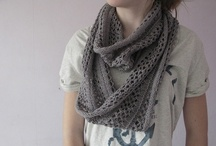 Cowl (Etc.) Love / Cowls, (infinity) scarves, shawls, shrugs...I love them all!