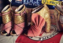 well-heeled. / for the love of shoes / by Briley Trainor
