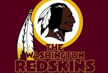 Washington Redskins / by Ava Mansouri