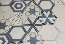 ground beneath my feet / rugs, tiles and beautiful flooring
