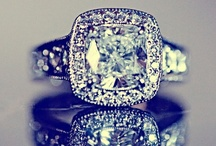 With THIS ring... / We just can't help ourselves!  We love to pin gorgeous engagement & wedding rings!
