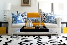 Home Trends / Because fashion trends influence home trends and home trends influence wedding trends...