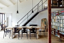 loft life / because one day i want to live in a loft.