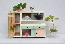 Miniature / Miniature pigs to miniature doll houses. / by Carmi Cimicata
