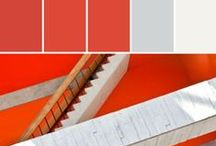 Tangerine Tango   CLV 1114N / Overload CLV 1114N Dark Orange-Red, Evokes Confidence Sun 3